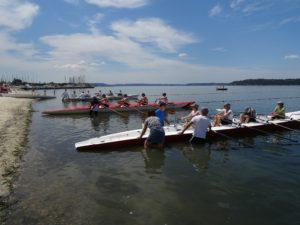 Beach Rowing 2018