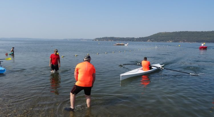 Beach Rowing 2019